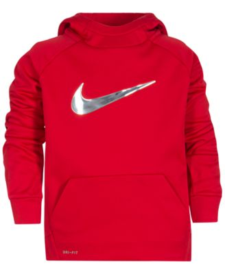 Nike Therma Training Hoodie, Little Boys (4-7)