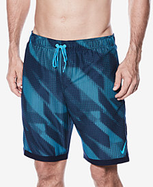 "Nike Men's Printed 11"" Volley Shorts"