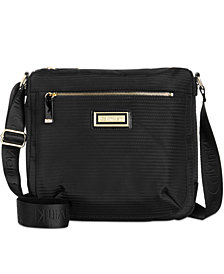Calvin Klein Rippled Medium Crossbody