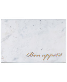 Thirstystone Bon Appetit Marble Board