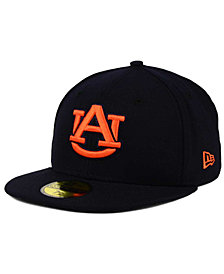 New Era Auburn Tigers AC 59FIFTY Fitted Cap