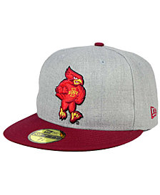 New Era Iowa State Cyclones AC 59FIFTY Fitted Cap
