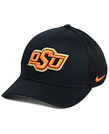 Nike Oklahoma State Cowboys Aero Bill Mesh Swooshflex Cap