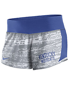 Nike Women's Kentucky Wildcats Printed Crew Shorts