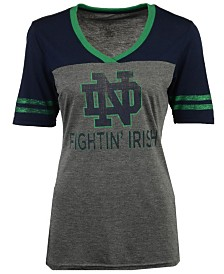 Colosseum Women's Notre Dame Fighting Irish Mctwist T-Shirt
