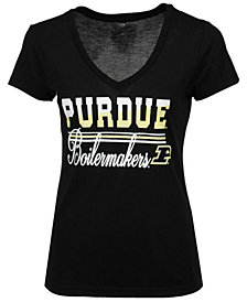 Colosseum Women's Purdue Boilermakers PowerPlay T-Shirt