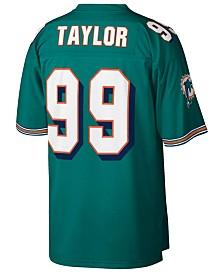 0359ee5e Mitchell & Ness Men's Sean Taylor Washington Redskins Replica ...