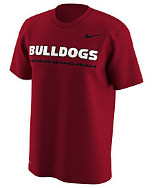 Nike Men's Georgia Bulldogs Fresh Trainer Hook T-Shirt