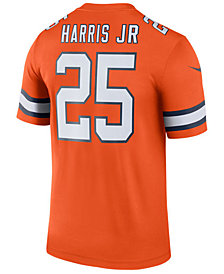 Nike Men's Chris Harris Jr. Denver Broncos Legend Color Rush Jersey