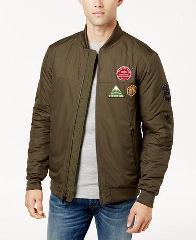 The North Face Men's Flight Aviator Bomber Jacket - Coats ...