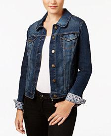 Vintage America Lena Denim Jacket