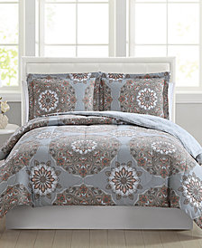 Marlow King 3-Pc. Comforter Set, Created for Macy's