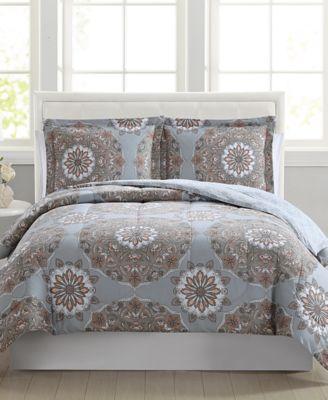 Marlow 3 Pc. Comforter Mini Sets, Created For Macyu0027s