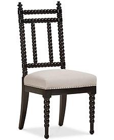 Burell Dining Chair, Quick Ship