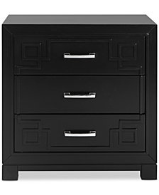 Garron Nightstand, Quick Ship