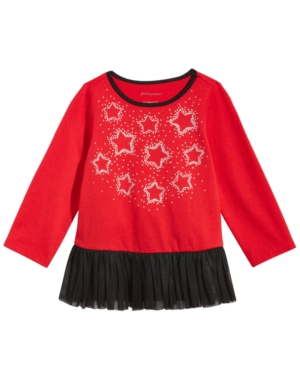 First Impressions Stars TulleHem Tunic Baby Girls Created for Macys