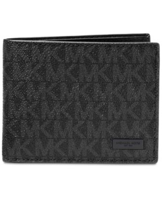 4d7f21d27b76 Michael Kors Men's Slim RFID Bifold Wallet & Reviews - All Accessories - Men  - Macy's