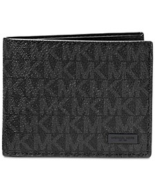 Men's Slim RFID Bifold Wallet