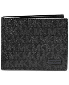 Michael Kors Men's Slim RFID Bifold Wallet