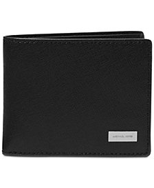 Michael Kors Men's Andy Leather Bifold Wallet