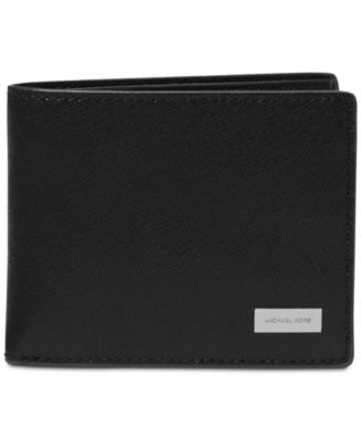 michael kors men s andy leather bifold wallet all accessories rh macys com