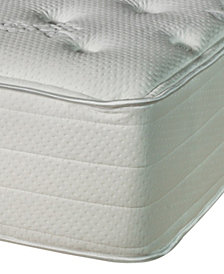 Nature's Spa by Paramount Exhale Latex 16'' Plush Mattress- Twin