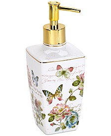 Butterfly Garden Lotion Pump