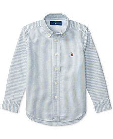 Ralph Lauren Blake Oxford Shirt Little Boys