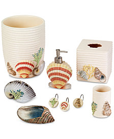 Avanti Sea Breeze Bath Accessories Collection