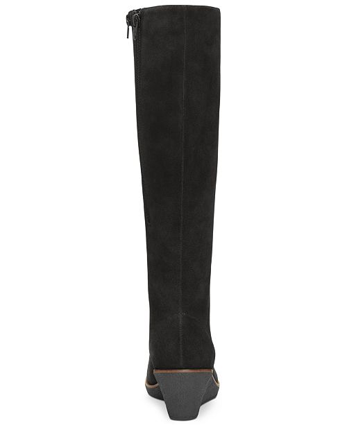 daim Aerosoles Winter en BootsReviews Binocular noir Chaussures uJ13TlFKc