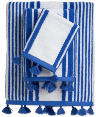 Stand Up Stripe Hand Towel