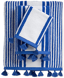 Caro Home Stand Up Stripe Hand Towel