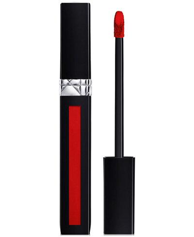 Dior Rouge Liquid Lip Stain