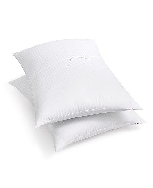 1ac39665d52e ... Tommy Hilfiger Home CLOSEOUT! Signature Stripe 2 Pack Pillows ...