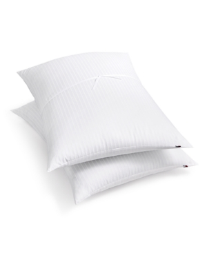 Tommy Hilfiger Home Signature Stripe 2 Pack Standard Pillows Bedding