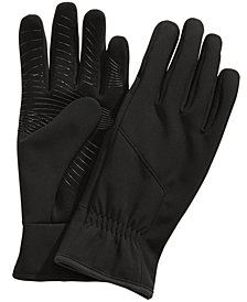 UR Gloves Men's Ruched-Cuff Shell Glove