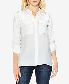 Vince Camuto Utility Shirt