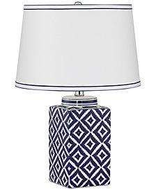 Pacific Coast Grecian Shore Table Lamp