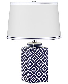 Pacific Coast Grecian Shore Table Lamp