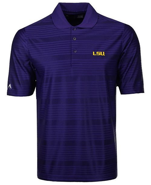 Antigua Men's LSU Tigers Illusion Polo Shirt