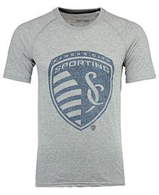 adidas Men's Sporting Kansas City Fabrication T-Shirt