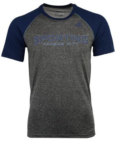 adidas Men's Sporting Kansas City Half Time T-Shirt