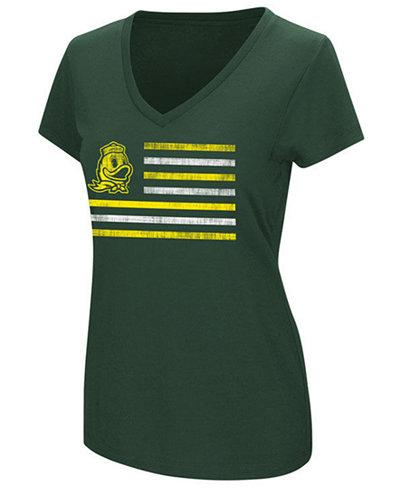 Colosseum Women's Oregon Ducks PowerPlay T-Shirt