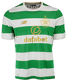New Balance Men's Celtic FC Home Stadium Jersey