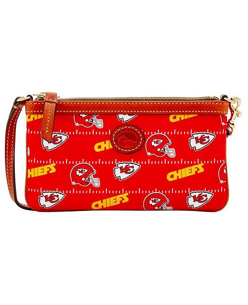 Dooney & Bourke Kansas City Chiefs Nylon Wristlet