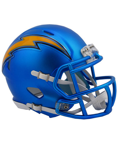 Riddell San Diego Chargers Speed Blaze Alternate Mini Helmet