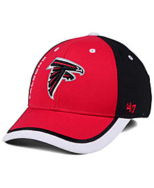 '47 Brand Atlanta Falcons Crash Line Contender Flex Cap