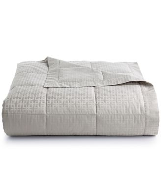 500-Thread Count Queen European Goose Down Blankets, Created for Macy's