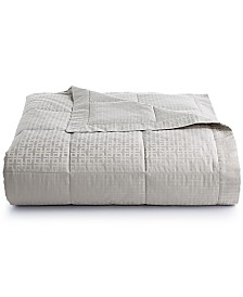 Hotel Collection 500-Thread Count Queen European Goose Down Blankets