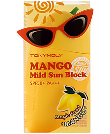 TONYMOLY Magic Food Mango Mild Sun Block SPF 50+